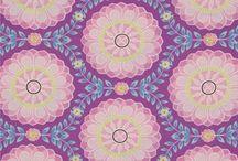Helens Garden Fabric