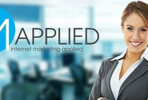 IM Applied / We are a Cape Town based company that offer various Internet Marketing Services.   These include: SEO, SEM, Reputation Marketing, Video Creation & Marketing, Social Media, Web Design, Web Analytics and Visitor Conversion, & Consultation.  Don't hesitate to contact us for your IM needs.