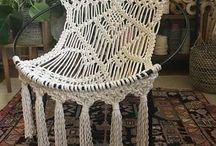 tejido para sillon