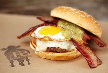 United States of Burgers / Visit our friends for awesome burgers to go with your Sir K dip