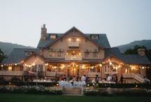 Estate Weddings at HeartStone Ranch in Santa Barbara