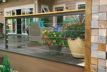 Outdoor decor/style/landscape