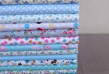 Шитье ткани