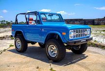 FORD BRONCO REST