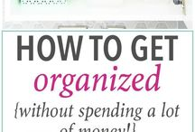 Organization / Organize home and office