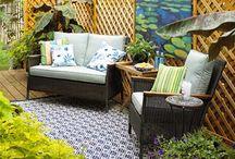 .patio ideas. /