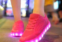 licht schoenen