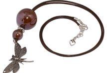 """Wisiory """"Mia bijou"""" / Wisiory Mia bijou - to efektowne zawieszki na sznurku, łańcuchu lub rzemieniu"""
