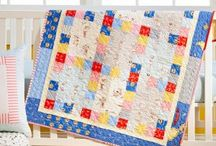 Baby and toddler quilts