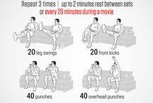 Strefa fitnessu / Aktywność fizyczna - gwarancja zdrowia