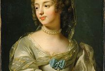 Woman in art 15th - 18th century / Woman in art 15th - 18th century