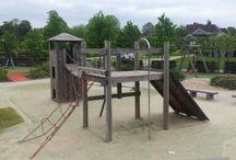 Lekställningar / #lekplats #lekpark #parklek #lekutrustning #lek Lekplats Richter Spielgeräte