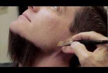 SPFX facial hair