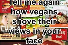 Vegan for life♡