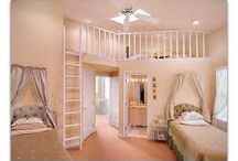 kids bedroom / by Kristy Louise Ford