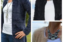 Fluffy jackets and jumpers / Like them fluffy? Find them here!