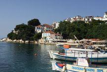 Skiathos Greece.