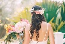 Hair & Make Up! / Hair & makeup inspiration for the Big Day!