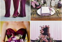 Purple Wedding Ideas - ♡ -