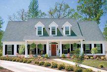 house plans / by Kayla Barber