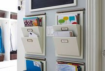 Organizing / by Michelle {Michelle Kroll Design}