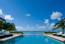"""SUN SALUTATIONS VILLA / Luxury Caribbean Rental Villa.  """"Sun Salutations"""" is part of Luxury Cayman Villa's exclusive collection of private oceanfront vacation rental villas in Grand Cayman."""