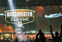 The Superbowl of Bass Fishing / The Bassmaster Classic was held on Lake Guntersville February 21-23, 2014. The daily weigh-ins and the Bassmaster Classic Outdoors Expo were held in Birmingham at the Birmingham-Jefferson Convention Complex.