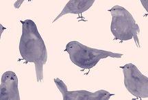 (pattern) Animals