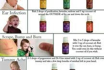 Essential Oil Recipes / by melissa g.