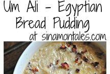 Egyptian pudding