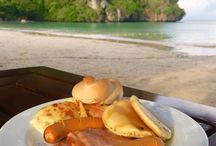 Sunset restaurant @Sand Sea resort