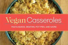 Vegan casseroles