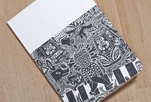 Notebooks / Cahiers, carnets