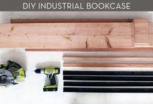 DIY / Bookcase