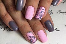 Nails Arts / Arabesques/ Mandalas/ Incrustations/ Etc.