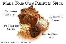 Spices, mixes, marinades, rubs  / by Christy C
