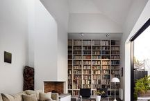 Think large / Large open spaces, tall ceilings and lots of oxygen.
