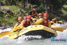 Extreme Waves Rafting 4 Agosto 2014