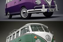 Campers VW inspiration / by Embroidery Unit