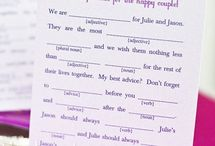 Wedding Ideas / by Cari Thompson
