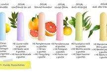 Santé au naturel- Huiles essentielles