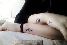 Tattoos / by Taina Chadwick-DeShon