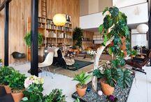 Architecture, rooms & spaces