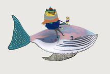 Ashley Percival / Ashley Percival  komt uit de United Kindom. Hij tekent en schildert posters van dieren waar de  karakters voortreffend uitkomen. Mooie, maar ook schattige posters van uilen, beren, panda's,  vissen en nog veel meer....