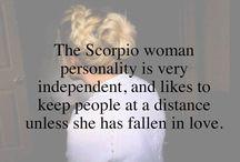 Scorpio / me