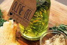 Olive Oil Ideas / Our selections of fresh ideas of olive oil use