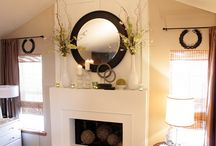 Fireplace  / by Heather Wilmore