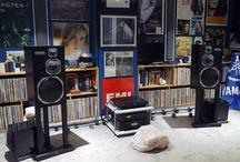 Sala de som