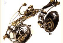 Watch steampunk bicycle / Watch steampunk bicycle. Price 580zł folaron@konto.pl