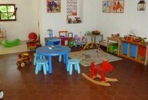 Playbarns/rooms